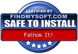"""Safe to Install"" certificate from FindMySoft.com"